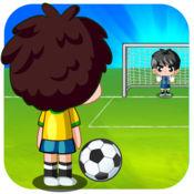 弗里克点球足球大战 - Flick Penalty Soccer Shootout