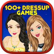 110+免费换装游戏女孩
