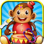 玩具医生 — — 免费手术、 休闲游戏、 宠物医生游戏的孩子们