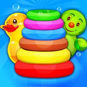 Toy Joy MatchThree. 美眉玩具游戏 比赛3的故事 有趣的糖果爆炸 益智为大家 硬益智游戏 Match-3 Puzzle