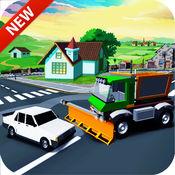 玩具卡车拉力赛 1