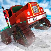 玩具卡车特技赛