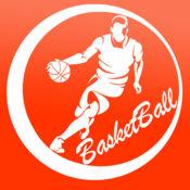 学打篮球 - 篮球...