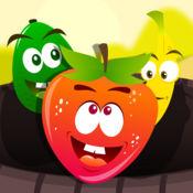 多汁水果波普尔 - 扎射挤水果