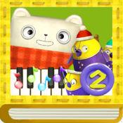 我是枕头妖精琵珯-音乐游戏-动画书-儿童教育(英文,韓文)