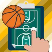 篮球笔记板