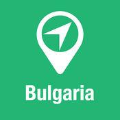 大指南 保加利亚 地图+旅游指南和离线语音导航 1