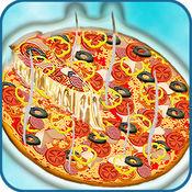 比萨快餐烹饪游戏 - 比萨店制造商店的故事 2