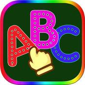 跟踪ABC  - 学写字母