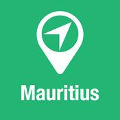 大指南 毛里求斯 地图+旅游指南和离线语音导航 1