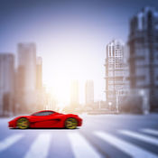 交通城市赛车