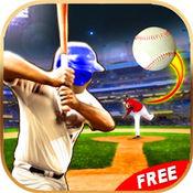 3D棒球本垒打超级碗模拟体育世界杯