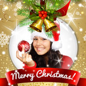 圣诞快乐 相框
