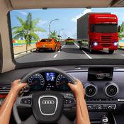 交通高速公路赛车手