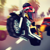 Traffic Jam Rider:摩托车赛