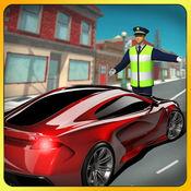 交警追车纽约市3D