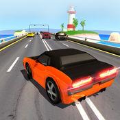 交通汽车赛车游戏