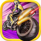 暴力摩托2016 - 真实侠盗飞车模拟驾驶&摩托车赛车游戏(单机+免费)