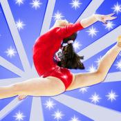 2014 美国人 少女的 孩子们 体操 游戏 : 有趣 为 所有 小 女孩 和 青少年 健身房 游戏 为 Pro