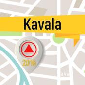 卡瓦拉 离线地图导航和指南 1