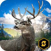 野生鹿猎人:真正的猎人挑战