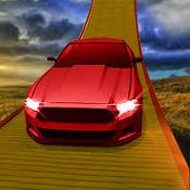 不可能轨道车-极端特技模拟器3D