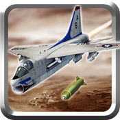 金属空气混乱战斗机作战3D模拟器:喷气式战斗机游戏