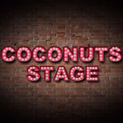 COCONUTS STAGE ...