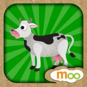 宝宝的农场动物 - 儿童益智游戏 , 动物叫声, 图画书, 拼图