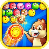 泡泡龙宠物3 高清版 - 泡泡龙节日版 - Bubble Shooter Pet