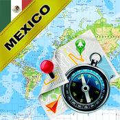 墨西哥 - 离线地图和GPS导航仪