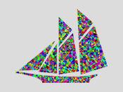 帆船贴纸包 1.0.1