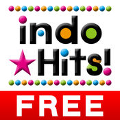 Indo Hits!(免费) - 最新印尼流行歌曲排行榜!