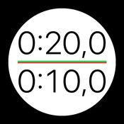 健身计时器 - 田畑间歇训练计时器专业的 3.1.1