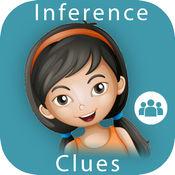 英语阅读理解:  推理线索游戏 - 学校版 2.2