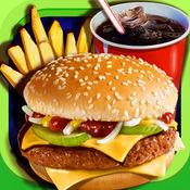 亲手做汉堡:免费食品制作游戏 1.2