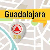 瓜达拉哈拉 离线地图导航和指南 1