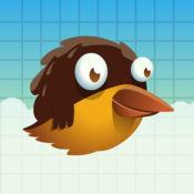扁平鸟:史上最精致的 Flappy Bird 疯狂来玩鸟 1.4.1
