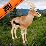 2017年非洲鹿狩猎野生动物园生存 1