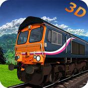 火车模拟器传动系发动机 1