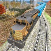 火车模拟器3D:小山司机 1
