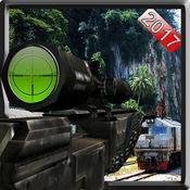 训练狙击手射击 2017-反击恐怖 FPS 1
