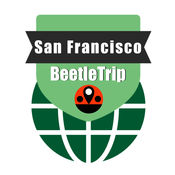 三藩市旅游地铁美国地图 San Francisco travel guide offl