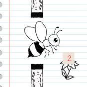 2048飞行的蜜蜂 ...