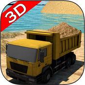 交通运输卡车:建筑用砂 1