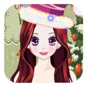 女生圣诞沙龙-换装搭配免费单机游戏 1