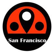 三藩市旧金山旅游指南地铁路线美国离线地图 BeetleTrip Sa