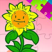 花卉 拼图 拼图 对于 成人 采集 HD
