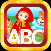 卡通ABC儿童英语字母书写