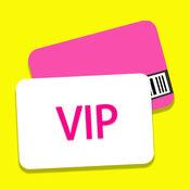 会员卡管家完全版 VIP Cards - 密码安全存储超市购物卡品牌会员卡 & 积分贵宾卡电子钱包